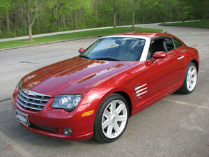 Wanted ,  Chrysler Crossfire