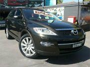 2008 Mazda CX-9 Luxury Black 6 Speed Auto Activematic Wagon Greenacre Bankstown Area Preview