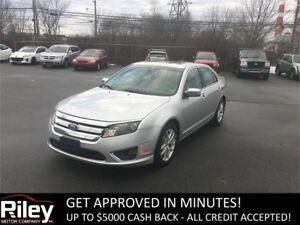 2012 Ford Fusion SEL SUNROOF STARTING AT $132.10 BI-WEEKLY