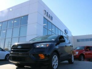 2018 Ford Escape S, 100A, SYNC, REAR CAMERA, AIR CONDITIONING, C