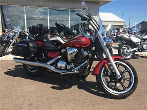 2013 Yamaha V-Star 950 Tourer **ONLY 10,000KMS**
