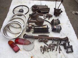 MGB parts Job lot £50