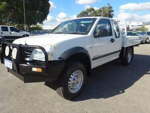 2004 Holden Rodeo Manual Turbo Diesel Space cab 4X4 Ute Wangara Wanneroo Area Preview