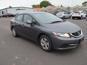 2013 Honda Civic LX 4dr Sedan
