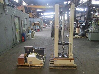 Instron Tester Model 4200 49799