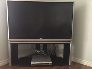 "Toshiba 60"" HD TV"