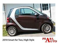 2010 Smart Fortwo Passion, High Style