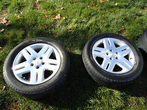 Impala LTZ Rims and Tires