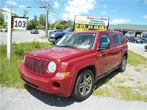 SUPER DEAL !!! 2009 PATRIOT 4X4 , HEATED SEATS, FOR 5750.00 !!!