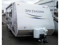 2012 Hybrid Jayco JAY FEATHER ULTRA LITE X213