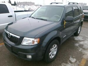 2008 Mazda Tribute 4X4 - NO ACCIDENT - SAFETY & E-TESTED