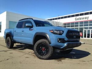 2018 Toyota Tacoma TRD Pro 4x4 Double Cab 127.4 in. WB