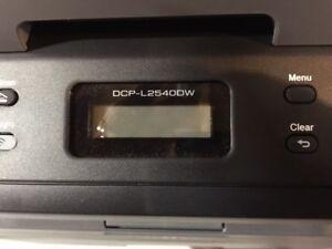 Laser jet printer by Brother
