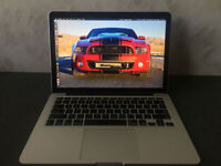 """Mid 2014 13"""" Macbook Pro Retina with 3 YEARS APPLE CARE!!"""