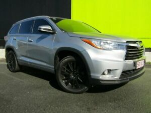 2015 Toyota Kluger GSU55R Grande (4x4) Silver 6 Speed Automatic Wagon Underwood Logan Area Preview