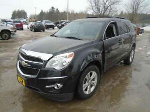2011 Chevrolet Equinox 2LT- Re-Builder