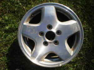 ONE Honda 15 inch Alloy Wheel Rim