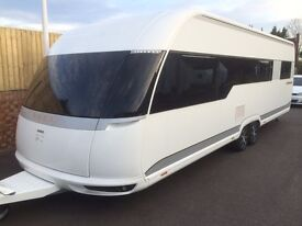 Hobby caravan 700 premium (2012) Twin Axle, 4/5 Berth Like Tabbert/Fendt
