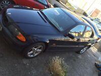 BMW 318 SE, 1999 , low mileage, powerful engine, quick sale,