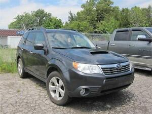 2009 Subaru Forester XT Limited Clean Carproof Leather Sunroof
