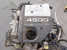 1999  Toyota Land Cruiser Prado V6 Engine 3500 Campbellfield Hume Area Preview
