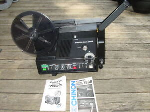 8mm Sound Projector