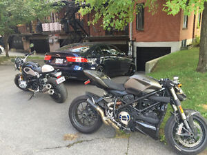 **DUCATI STREETFIGHTER 1098 + ALL THE RIGHT PARTS**