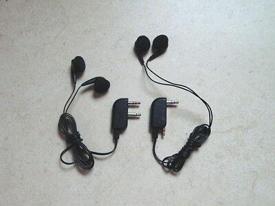 230  Stück Flugzeug Kopfhörer Minikopfhörer 3,5mm Klinke  Restposten konvolut