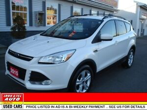 2015 Ford Escape SE $14995.00 with $2K Down or Trade in* SE