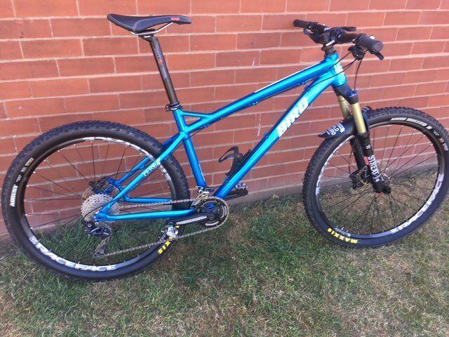 Bird Zero 27 5″ TR Hardtail Mountain Bike   in Wrexham   Gumtree