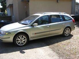 Spares or repair 2003 Renault laguna initiale 2.2