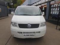 2006 Volkswagen Transporter T30 1.9TDi 104ps LWB *No VAT*Alloys* Diesel white Ma