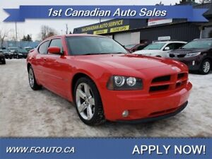 2008 Dodge Charger RT-340HP-ACCIDENT FR