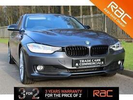 2012 62 BMW 3 SERIES 2.0 318D SE 4D AUTO 141 BHP DIESEL