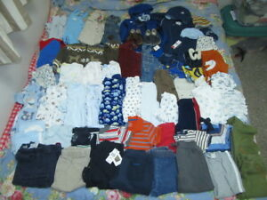 70+ Items lot Size 18-24 Months old boys clothes ~NEED GONE!!
