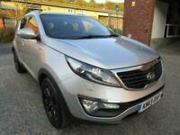 2013 Kia Sportage 2.0 CRDI KX-3 5DR Estate Diesel Manual