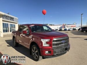 2015 Ford F-150 Lariat 4x4- Loaded!