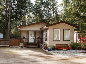 Mobile Home on great property in South Nanaimo