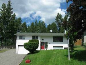 Great House in Williams lakes best location!