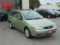 2007 FORD FOCUS WAGON   A+ CONDITION ! LIKE NEW ! FULLY LOADED