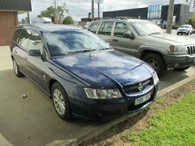 2004 Holden Commodore VZ Acclaim 4 Speed Automatic Wagon Tottenham Maribyrnong Area Preview