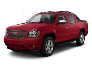 2013 Chevrolet Avalanche LTZ ONE OWNER