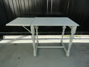 Shabby chic side tables