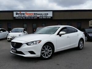 2014 Mazda MAZDA6 GX **BEST VALUE & LOW PAYMENT**