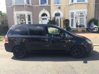Bargain vauxhall zafira with valid pco for quick sell