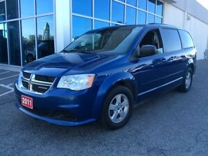 2011 Dodge Grand Caravan SXT | Navi | DVD | Rear Cam | Bluetooth