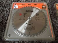 bahco TCT circular saw blade 8501-30F 300x40t