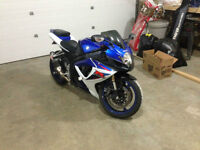 2007 GSXR for sale