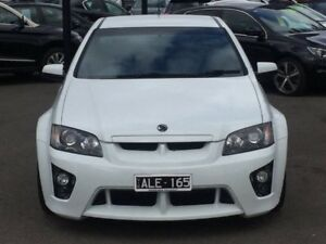 2010 Holden Special Vehicles Maloo White Sports Automatic Utility