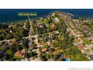 Spectacular Lower Mission Home Site - 420 Collett Road